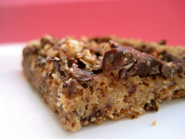caramel crunch bars Cannabis Caramel Crunch Bars