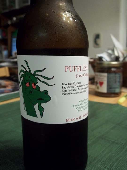 puffless cola cannabis Puffless Cannabis Cola