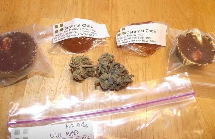 medicinal marijuana medibles Grannys Little Helper: Medibles Take Stigma From Medical Cannabis