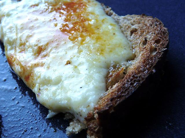 marijuana cheese toast
